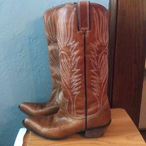 Steve Madden Lonestar Cowboy Boots